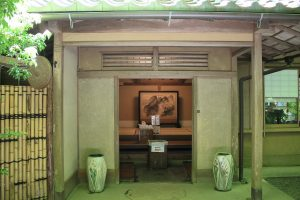 京都 瑠璃光院 書院造